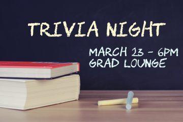 CGSS Trivia Night