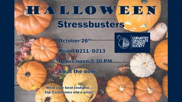 Halloween Stressbusters