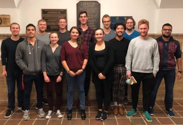 New 2018-2019 CGSS council