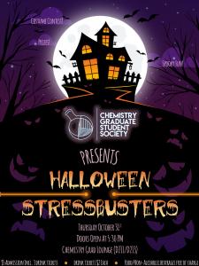 2019 Halloween Stressbusters