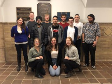 Introducing the 2019-2020 CGSS council