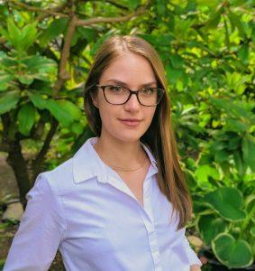 Vice President Nominee: Sabrina Scott