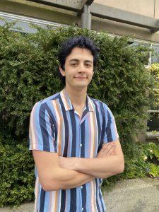 Social Coordinator Nominee: Nealan Gerrebos